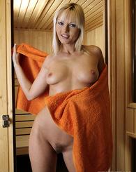 Blonde latina...