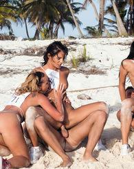 Four sexy sluts...