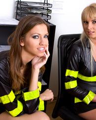Sexiest firewomen...
